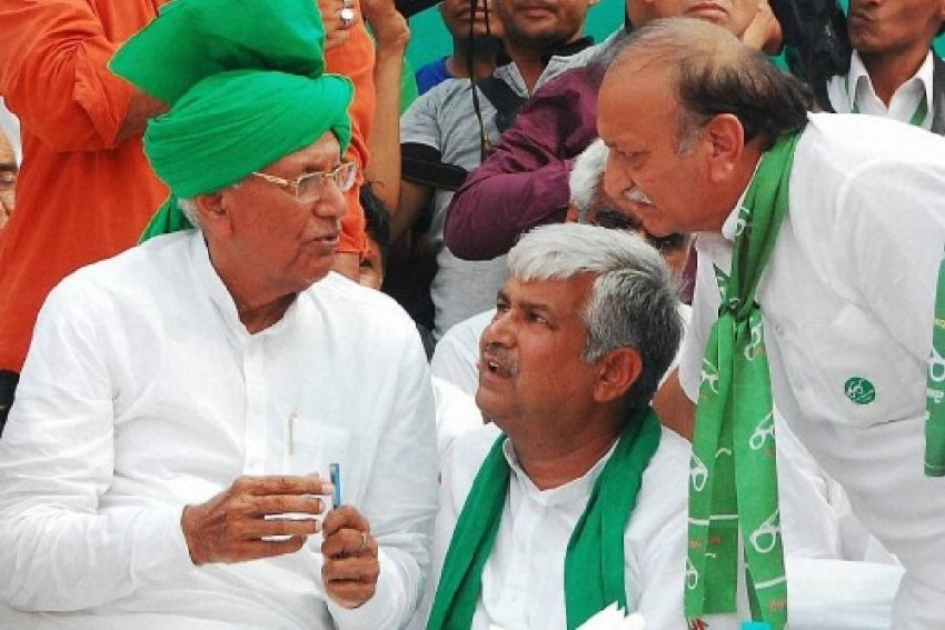 INLD, In Its Worst-Ever Show In Haryana, Ends Up With Single Seat