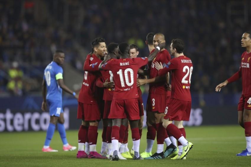 Champions League: Alex Oxlade-Chamberlain Shines As Liverpool Crush Genk