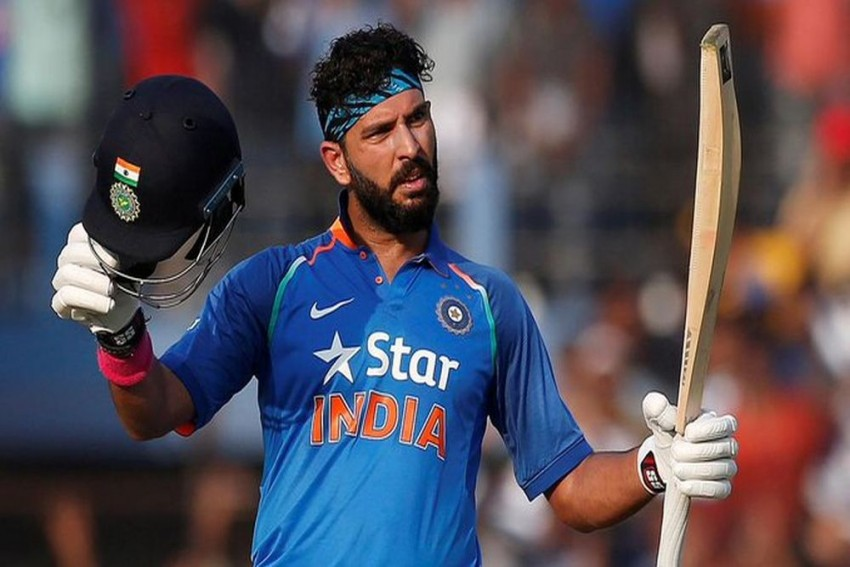 Yuvraj Singh, India's 2011 Cricket World Cup Hero, To Play In T10 League