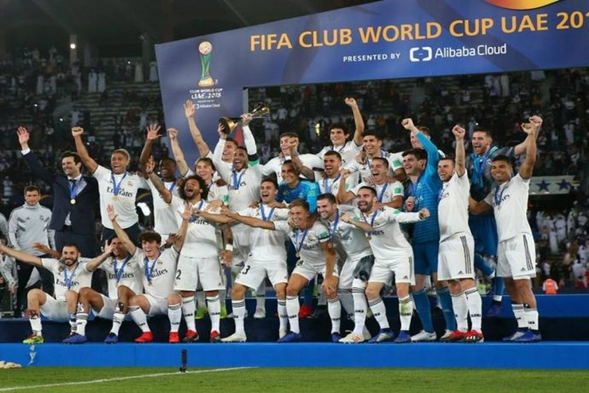 FIFA Club World Cup: China To Host Major Event In 2021