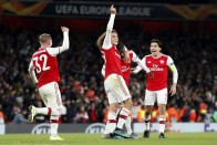 Europa League: Nicolas Pepe Double Seals Arsenal's Win Over Vitoria