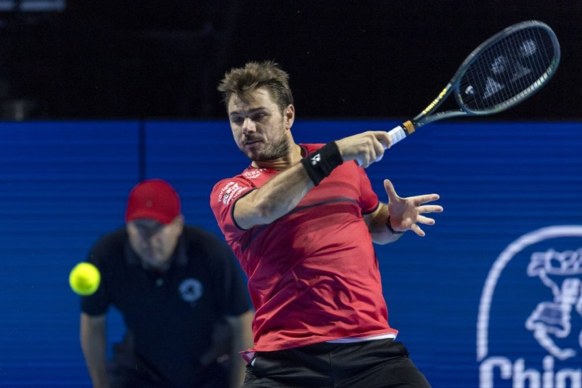 Stan Wawrinka Pulls Out Of Dream Roger Federer Quarter-final In Basel With Injury