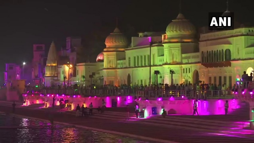 Grand Diwali In Ayodhya: UP Aims To Break World Record With 5.5 Lakh Diyas