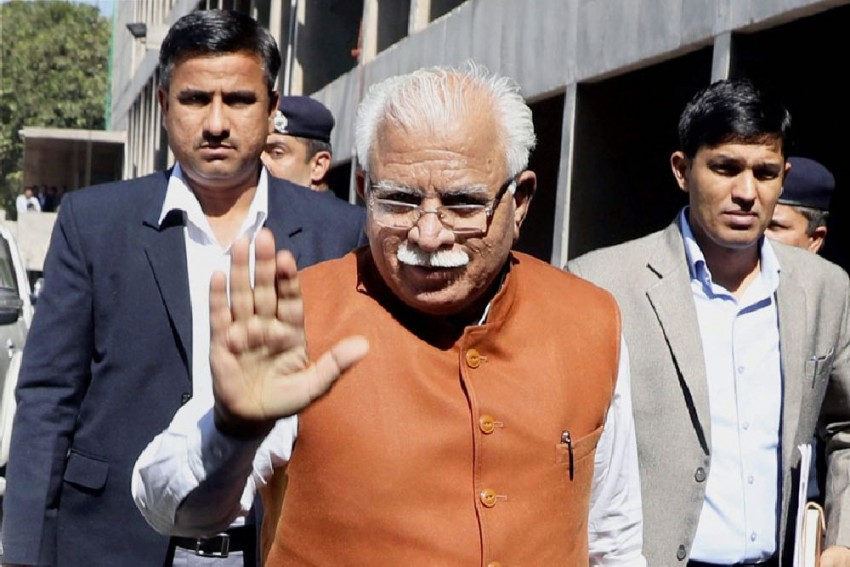 Khattar To Take Oath As Haryana CM On Diwali With Dushyant Chautala His Deputy