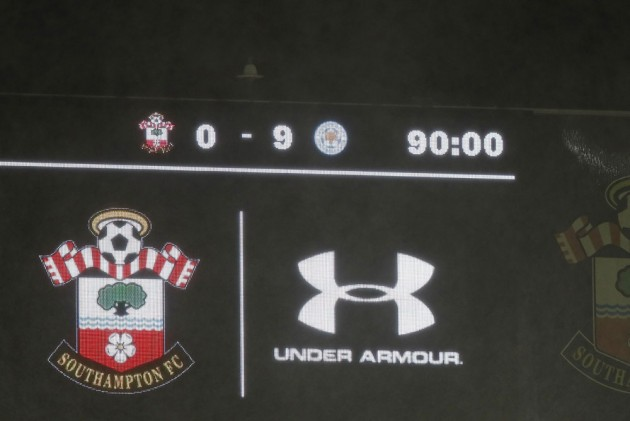 Image result for southampton 9-0
