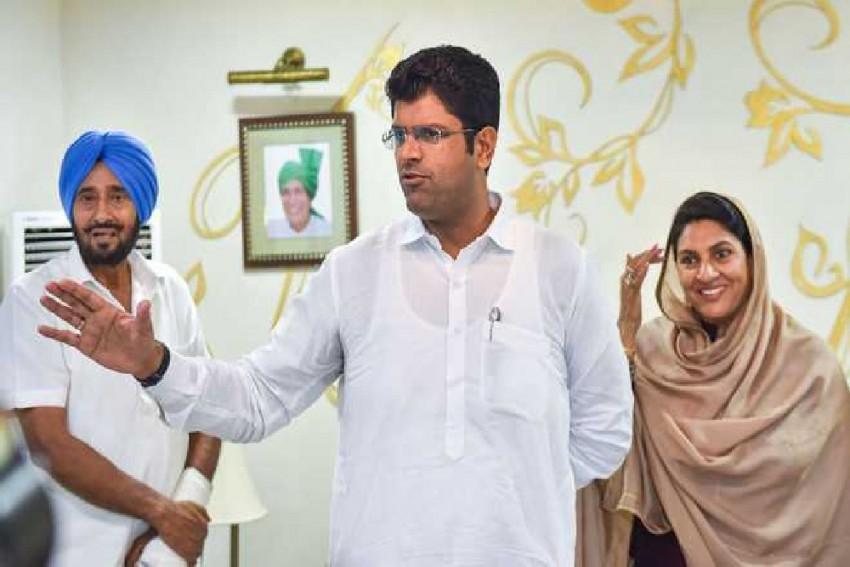 Dushyant Chautala's Mother Naina Could Be Haryana Deputy CM: Report