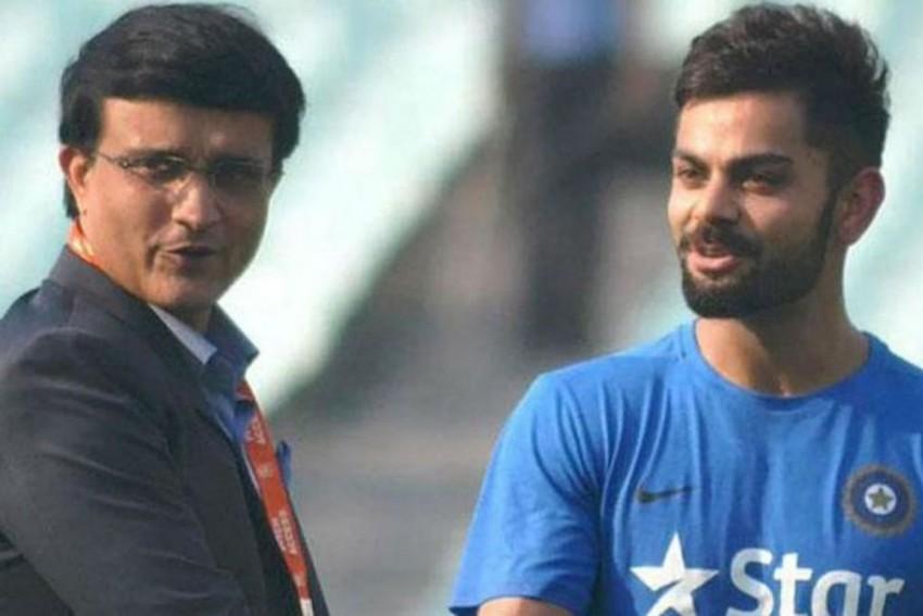 Virat Kohli 'Agreeable' To Day-night Tests, Says Sourav Ganguly