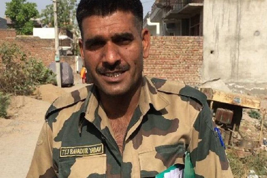 Ex-BSF Jawan Quits JJP Following Dushyant Chautala's Decision To Back Manohar Lal Khattar