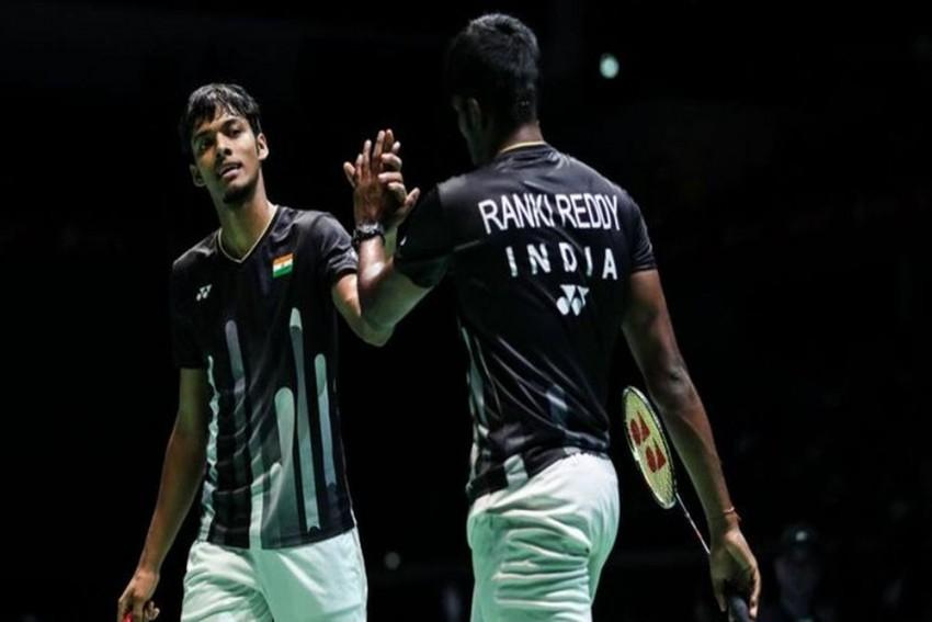 French Open Badminton: Satwiksairaj Rankireddy And Chirag Shetty Enter Men's Doubles Final