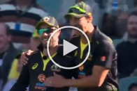 AUS Vs SL, 1st T20I: How On Earth! Superb Glenn Maxwell Predicts Run Out Well Before Fielding The Ball - WATCH