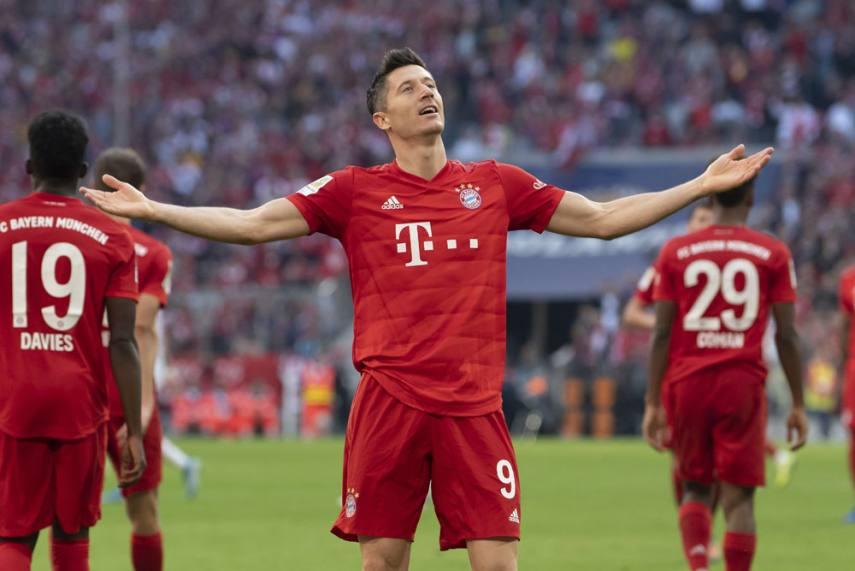 Bayern Munich 2-1 Union Berlin: Robert Lewandowski Into Record Books As German Champions Move Top