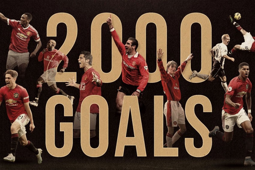 Manchester United Become First Team To Score 2,000 English Premier League Goals