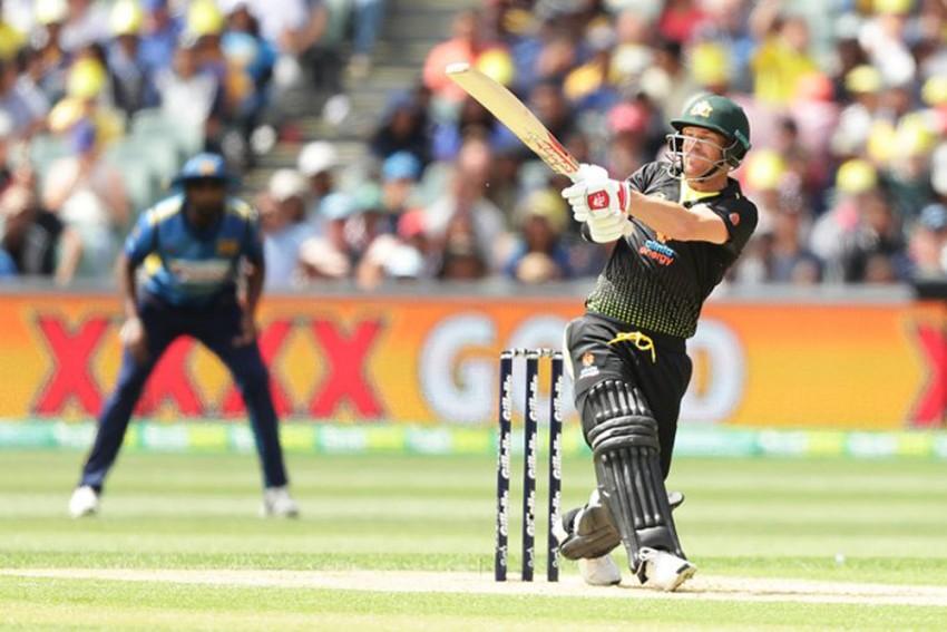 1st T20I: Australia Thrash Sri Lanka By 134 Runs