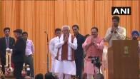 Manohar Lal Khattar Takes Oath As Haryana Chief Minister; Dushyant Chautala As His Deputy