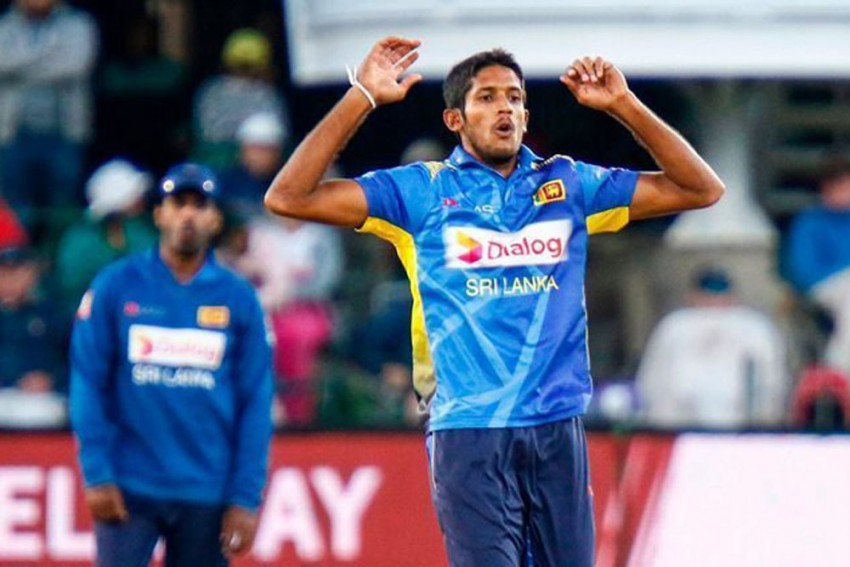 Australia Vs Sri Lanka: Kasun Rajitha Scripts Unwanted T20I Cricket Record