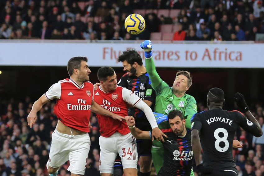 Arsenal 2-2 Crystal Palace: Captain Granit Xhaka Clashes With Angry Fans As Gunners Throw Away Lead