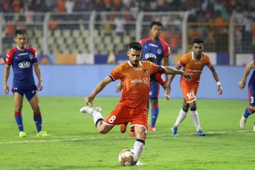 ISL 2019-20, Match 9: Injury-Time Penalty Saves FG Goa From Bengaluru FC