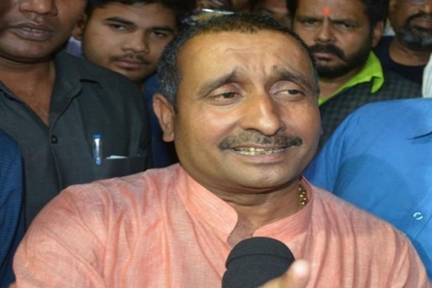 Kuldeep Sengar, Brother Atul Sengar Get Parole For Sibling's Cremation
