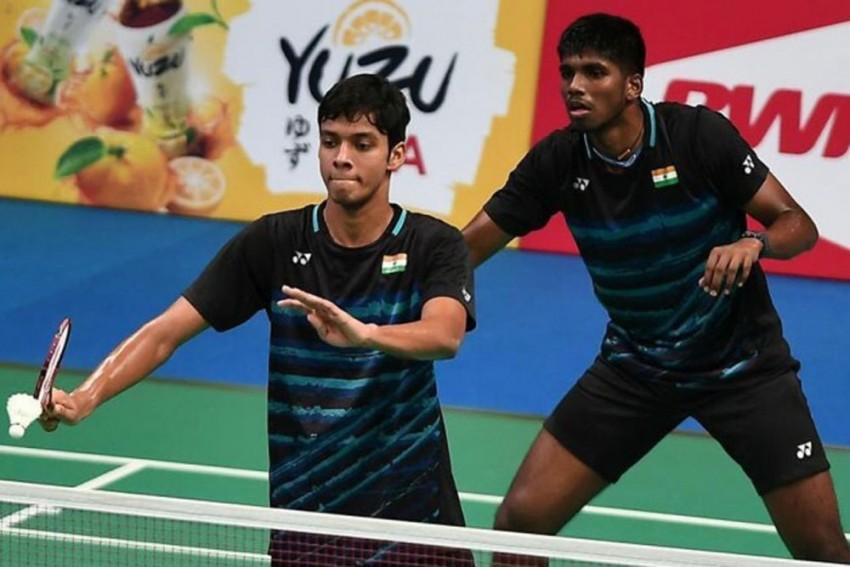 French Open Badminton: Indian Pair Satwiksairaj Rankireddy, Chirag Shetty Loses In Men's Doubles Final