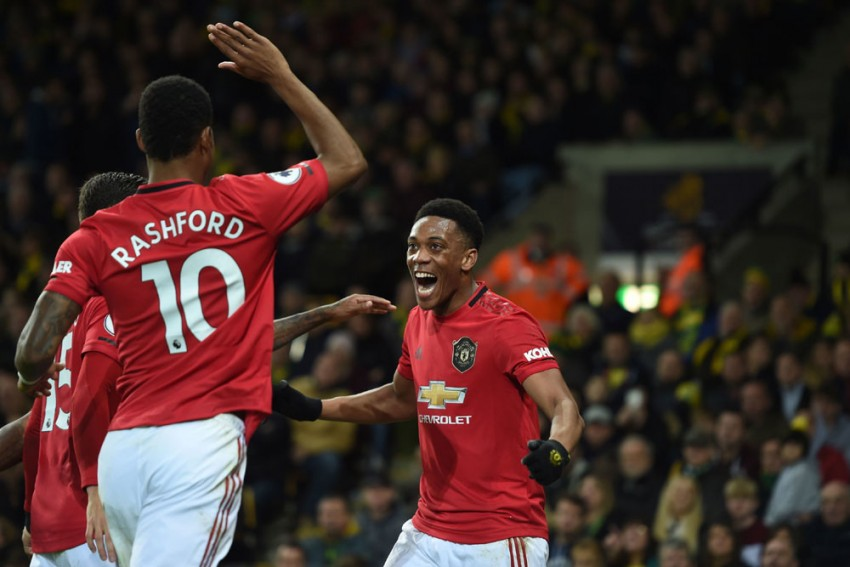 Norwich City 1-3 Manchester United: Red Devils Miss Two Penalties In Comfortable Win