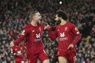 Liverpool 2-1 Tottenham: Mohamed Salah Hits Winner As Jurgen Klopp's Men Sink Spurs