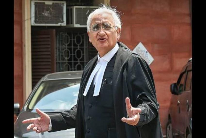 'Congress' Downward Slide Over... Now, It Needs Clarity Of Purpose': Salman Khurshid