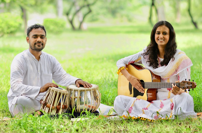 Food For Soul In The Hills And Magical Rhythm Of Kathak