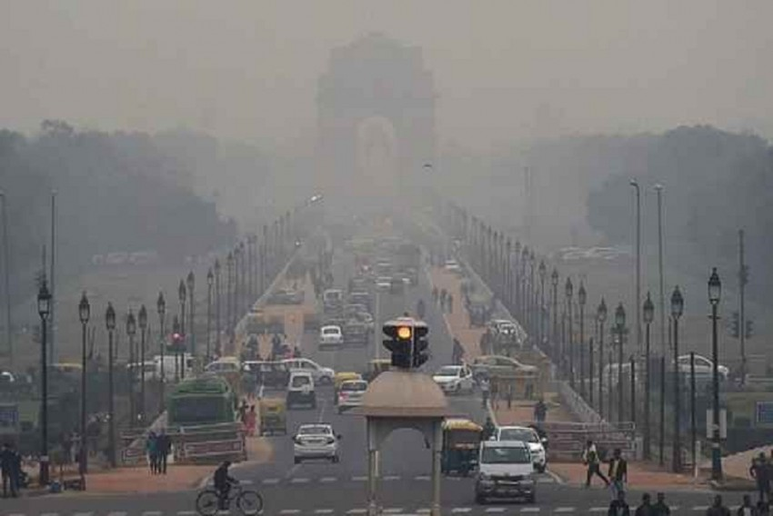 Air Quality Drops To Season's Worst Post Diwali, But Better Than Last 3 Years