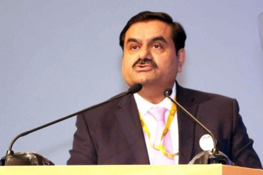 Adani Group Ties Up With US Company To Build Data Centre Infra In India