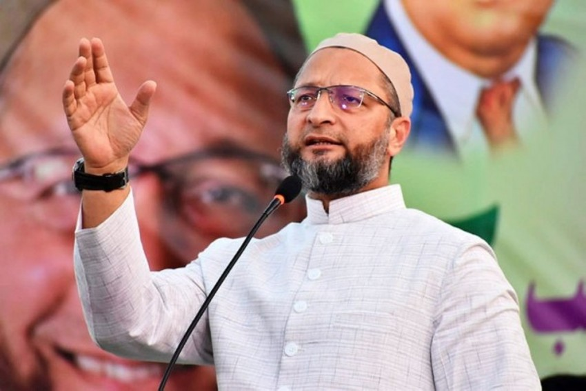 'Nazi Lovers' Visiting Valley: Owaisi Hits Out At Modi Govt Over EU MPs' Kashmir Tour