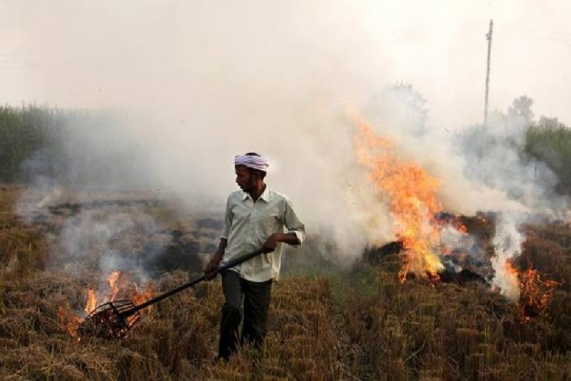 Delhi Pollution Likely To Worsen With Spike In Stubble Burning In Punjab, Haryana