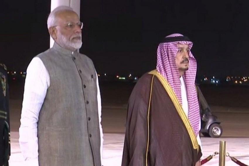 India, Saudi Arabia Moving Towards Closer Strategic Ties: PM Modi