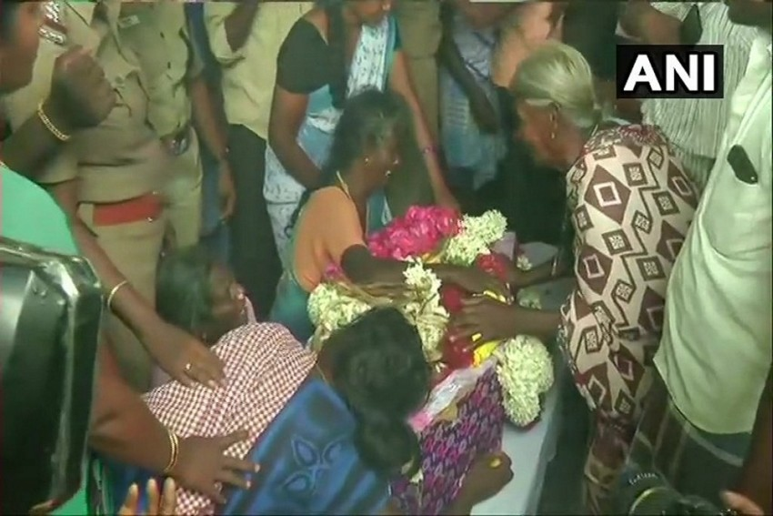 Tamil Nadu: 2-Year-Old Trapped For 3 Days In Borewell Dies, Body Recovered