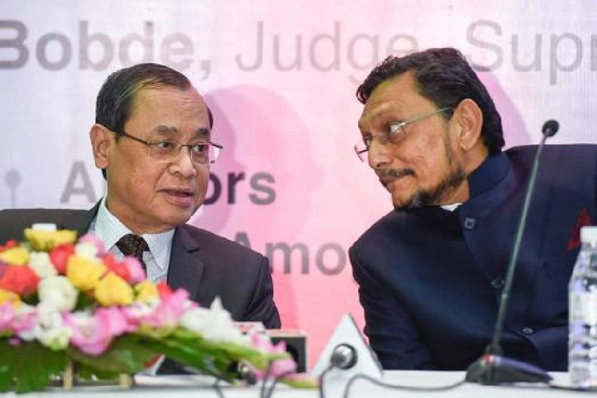 Justice Bobde Appointed As Next CJI, To Take Oath On November 18
