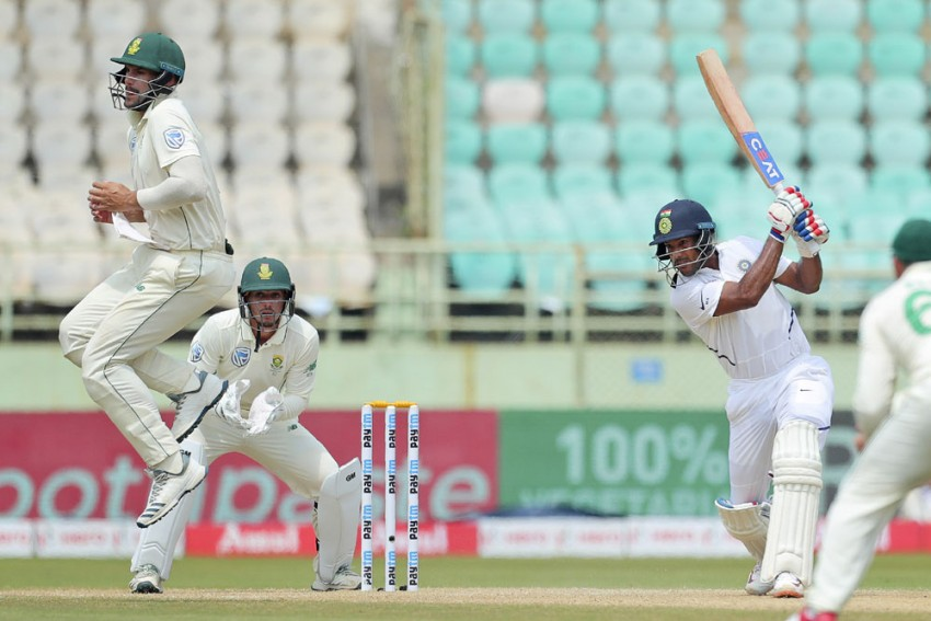 IND Vs SA, 1st Test, Day 2: Double Centurion Mayank Agarwal Puts India On Top
