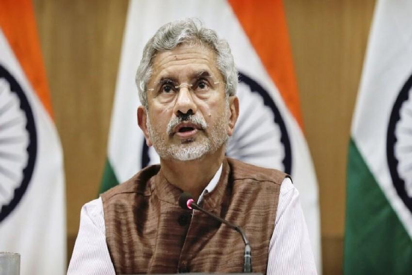 'Pakistan Paints Apocalyptic Scenarios Of Kashmir', Says Jaishankar In Washington