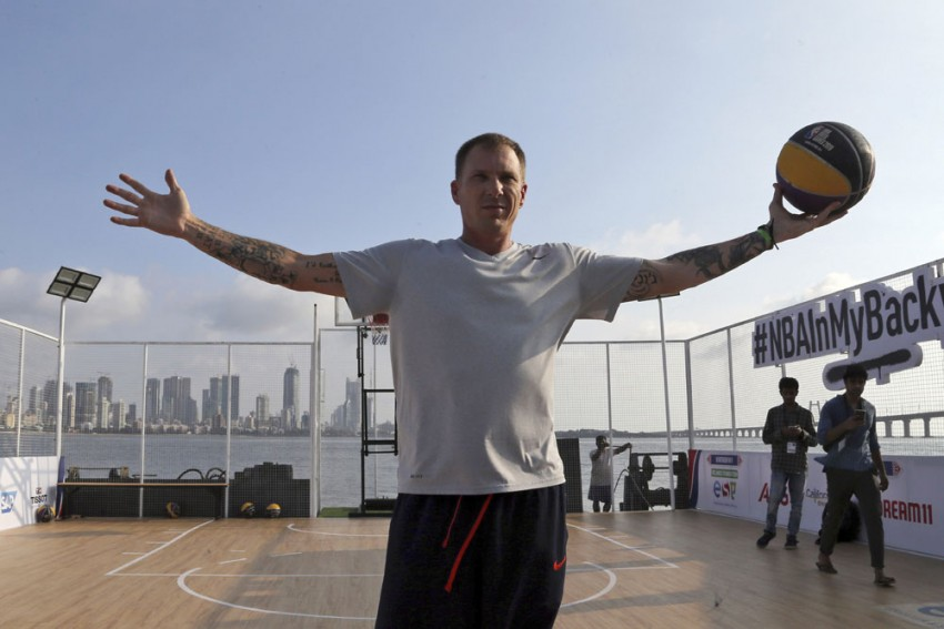 There's Lot Of Potential For Growth Of Basketball In India: NBA Great Jason Williams