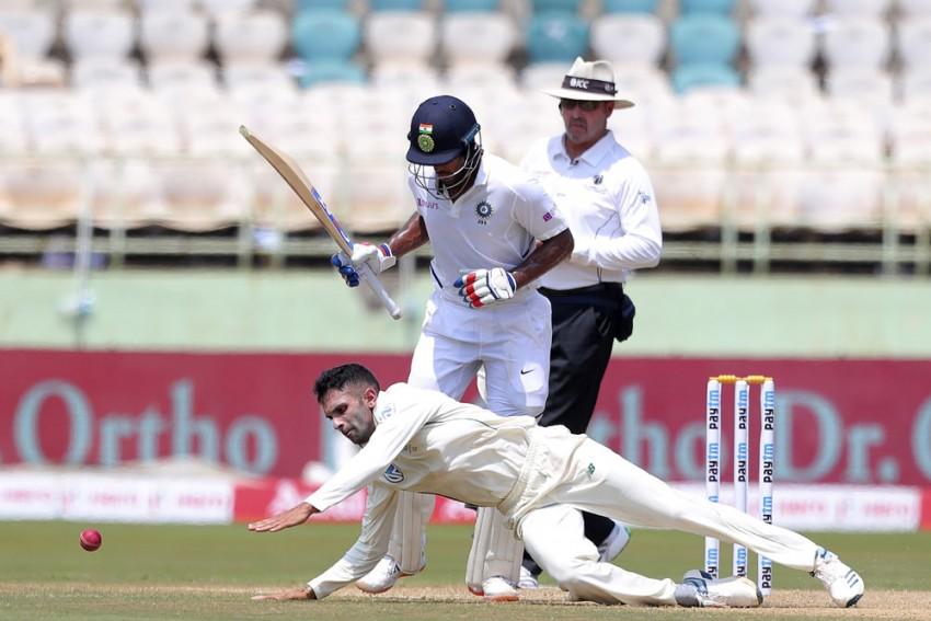 IND vs SA, 1st Test: South Africa Didn't Bowl Badly, Rohit Sharma And Mayank Agarwal Were Too Good – Keshav Maharaj