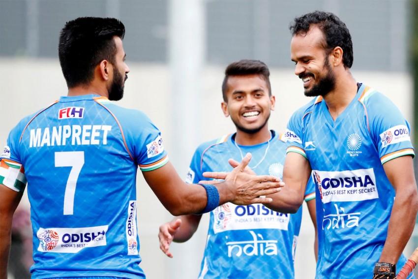 Belgium Tour: India Thrash Hockey World Champions Belgium 5-1, Maintain 100% Record
