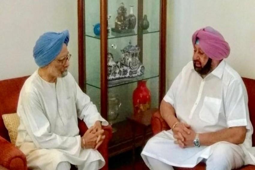 Ex-PM Manmohan Singh To Join Punjab CM Amarinder Singh At Kartarpur Gurudwara On Nov 9