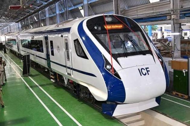 'Big Gift For J&K's Development': Amit Shah Flags Off Delhi-Katra Vande Bharat Express