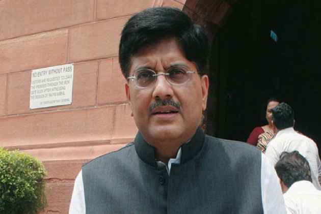 Piyush Goyal's Domestic Help Arrested For Alleged Theft At His Mumbai House