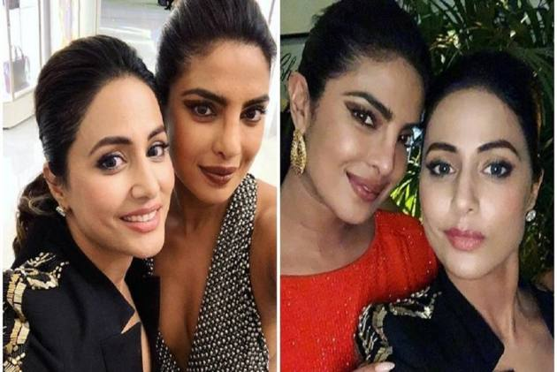 Hina Khan Says, 'Priyanka Chopra Introduced Me As A 'Star' From India'; Opens Up On Cannes