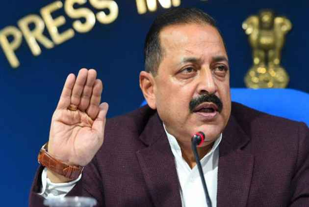 Left-Wing JNU Students Stage Protest Against BJP MP Jitendra Singh's Lecture On Article 370