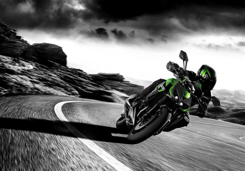 Kawasaki's Supercharged Z1000 Coming On October 23