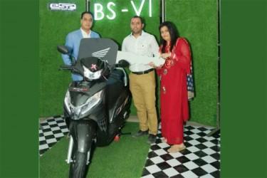 Honda Begins Deliveries Of BS6-Compliant Activa 125