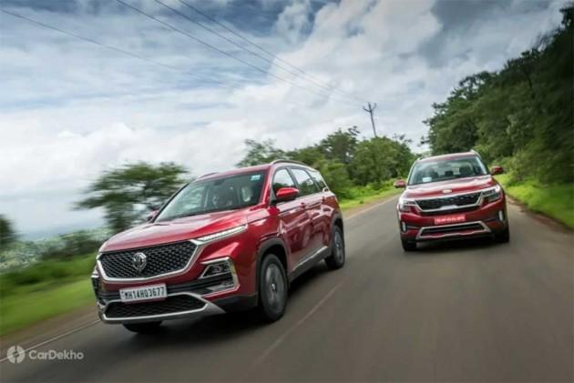 Ford To Launch Kia Seltos, MG Hector Rivals & An MPV With Mahindra JV