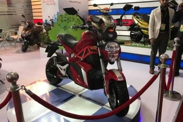 Okinawa To Challenge Revolt RV400 With Its First Electric Motorcycle
