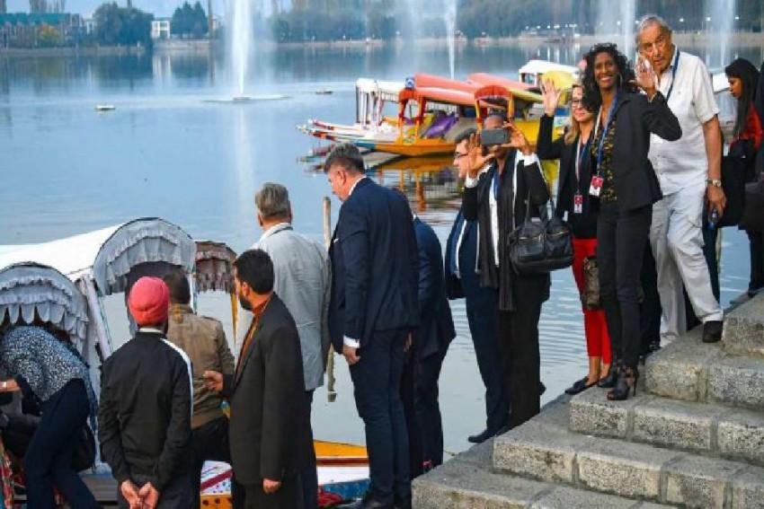 5 Killings, Violent Protests & Shikara Ride: First Day Of EU MPs' Kashmir Tour