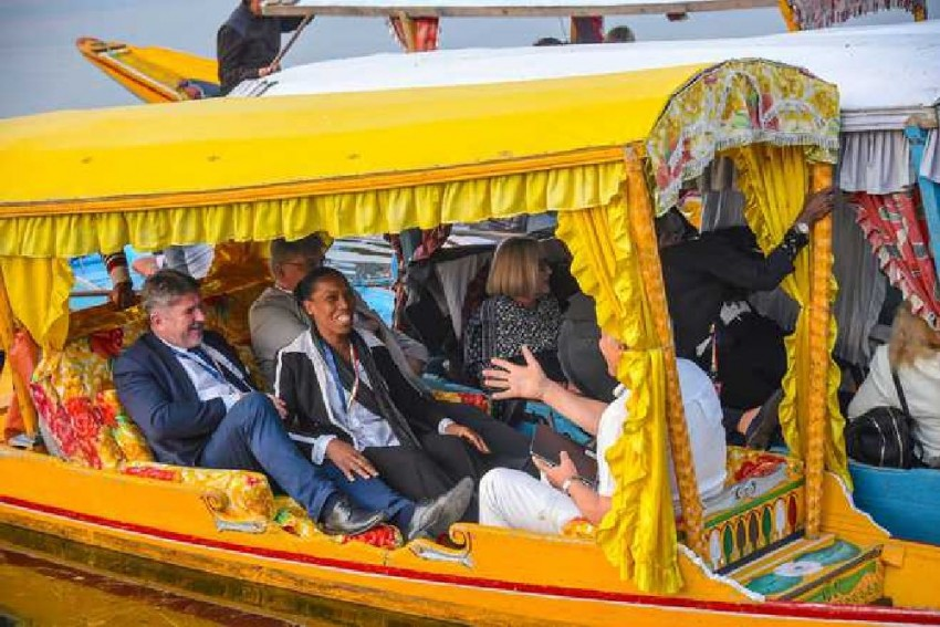 Not Here To Interfere In India's Internal Issues: EU MPs After Kashmir Visit